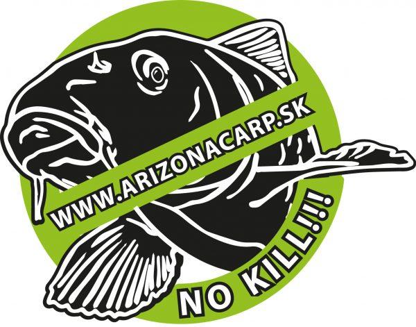 48997430 1954004441373214 3554442362107199488 n 600x471 - Arizonacarp nálepka NO KILL!!!