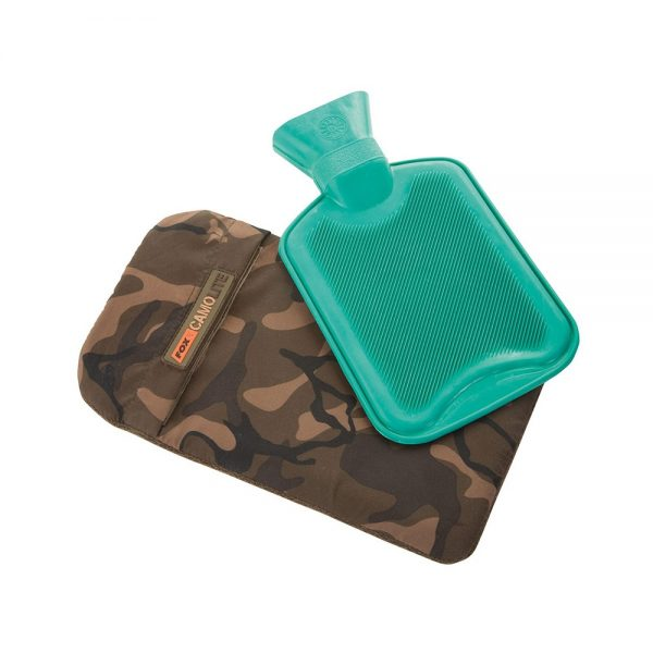 clu316 camolite hot water bottle 600x600 - Fox termofor Camolite™ Hot Water Bottle