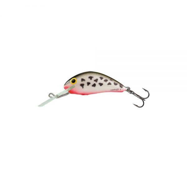salmo wobler hornet floating dalmation 1 600x600 - Salmo Wobler Hornet Floating Dalmation 3,5cm 2,2g plávajúci