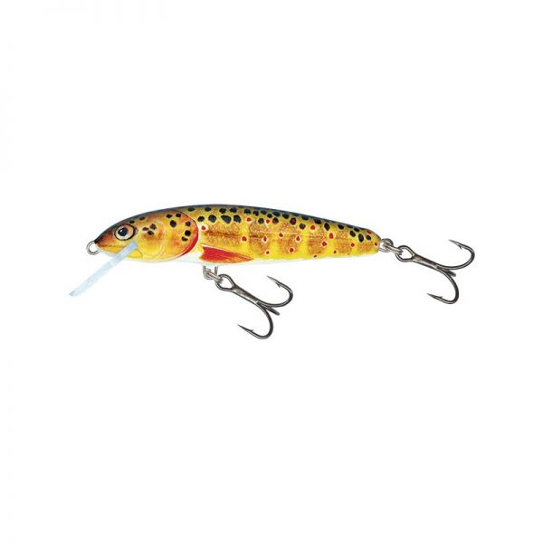 salmo wobler minnow floating trout 1 1 600x600 - Salmo Wobler Minnow Floating Trout 7cm 6g plávajúci