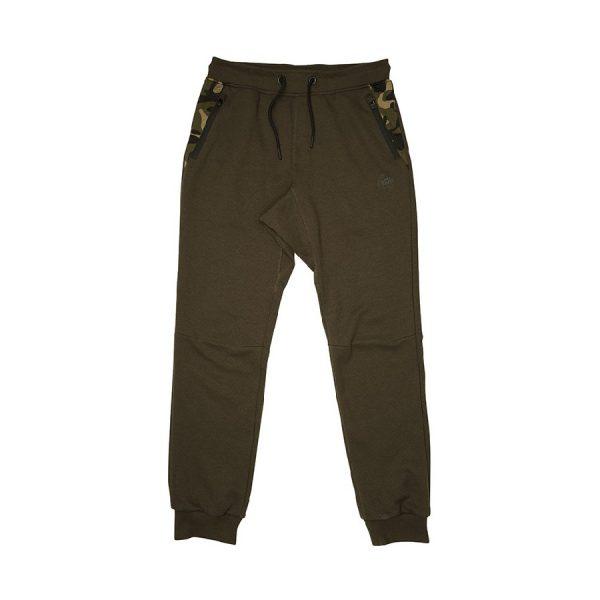 chunk dark khaki joggers main 600x600 - Fox tepláky chunk khaki/camo joggers