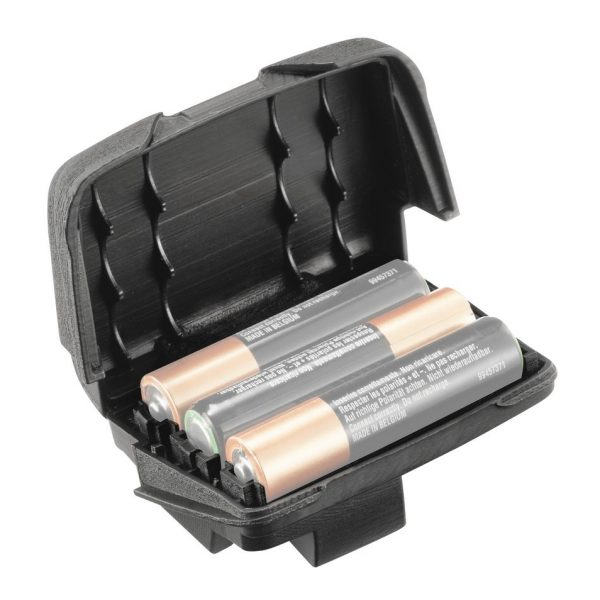 E923002 600x600 - PETZL Battery pack pre 3 AAA baterie do Reactik, Reactik+